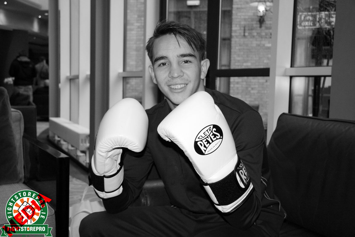 [Part Two] My Greatest Boxing Memory - Jamie Conlan: 'Michael's wins bring me more joy than my own'