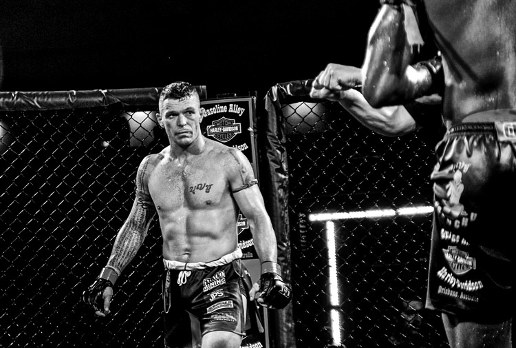 """John Wayne Parr: """"Once MMA Fans see Caged Muay Thai they are converted!"""""""