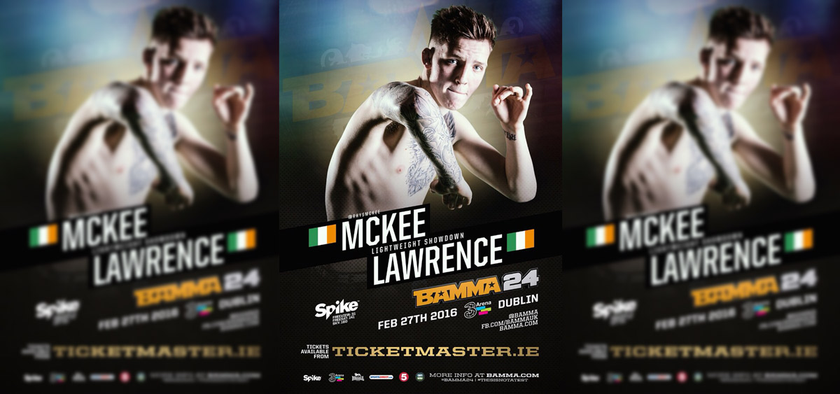 Rhys McKee aims for title contention in 2016