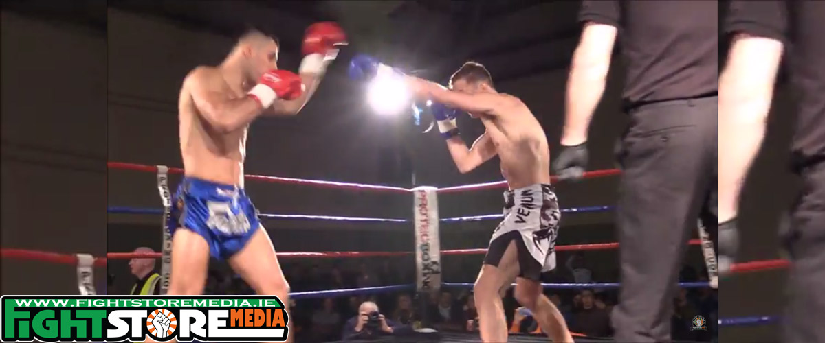 Damian Kusz vs Dawid Blaszke - Warrior FC V [Video]