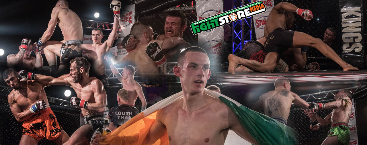 Cage Kings Dublin 2: Coakley and Hodgers steal the show on a thrilling night of fights