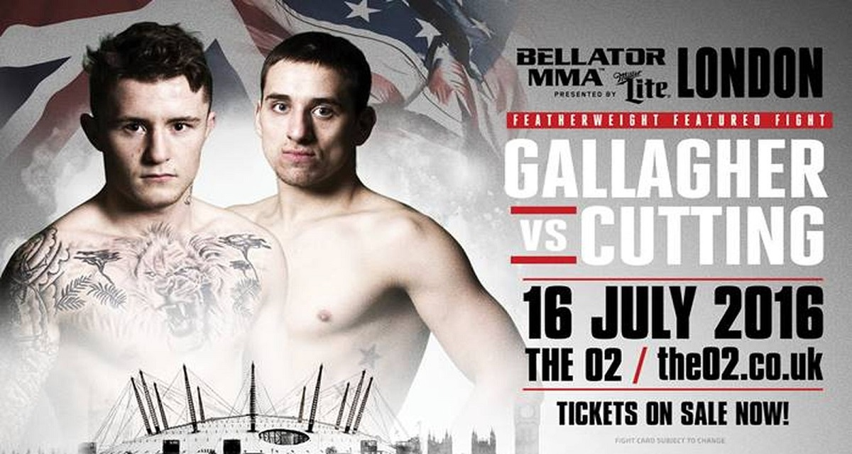 James Gallagher and Bellator 158 set for historic weekend