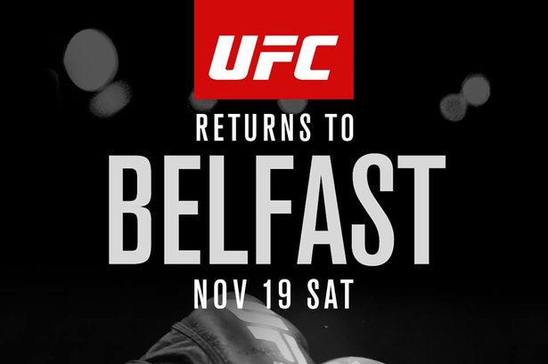 Irish Fighters vying for a place at UFC Belfast: Fightstore Media takes a closer look
