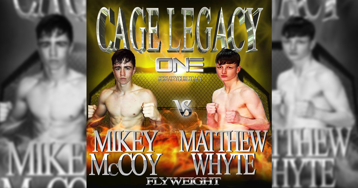 Full Power's Matthew Whyte talks Cage Legacy, Mikey McCoy, Decky Dalton and future plans