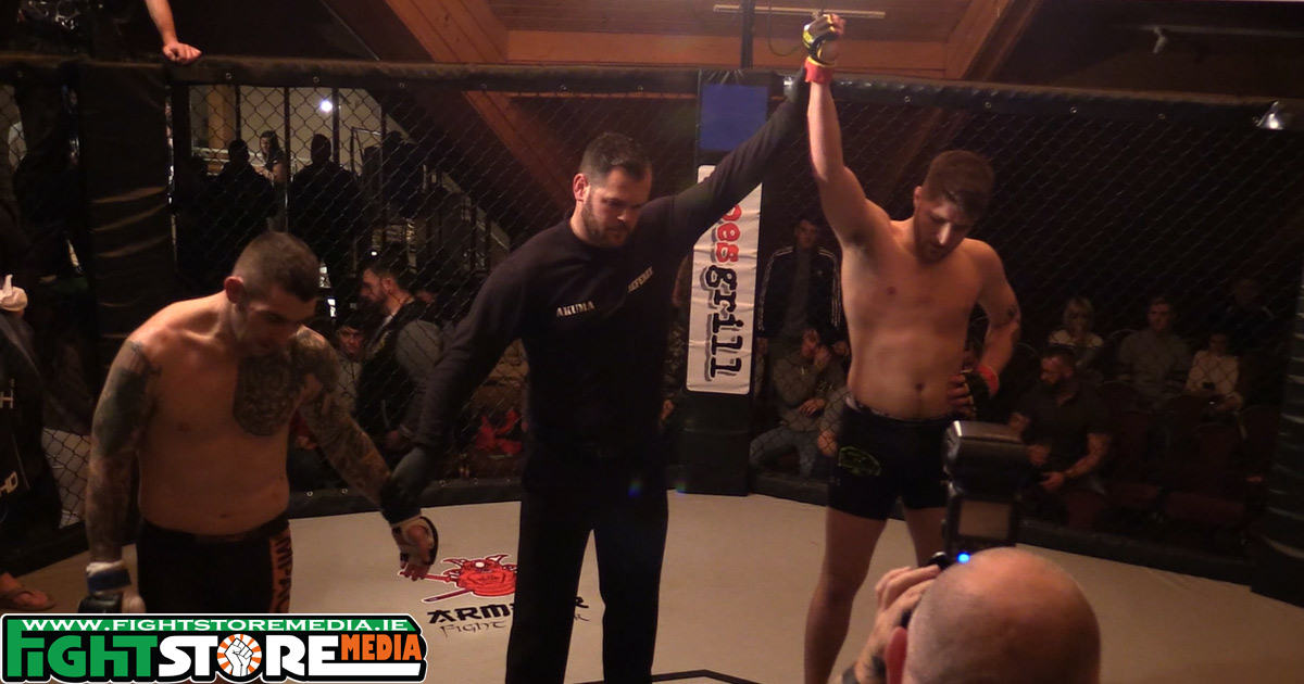 Owens caps successful year with victory at Akuma FC VIII