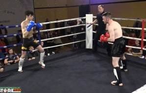 Aaron McGuigan vs Gary Osbourne - Full Power K-1 Fight Night 3 [Video]