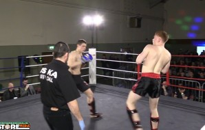 Aidan O'Sullivan vs David Wisnos - Thai Wars [Video]