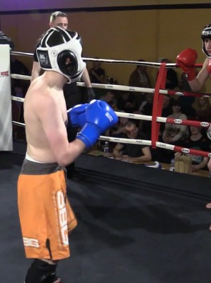 Aidan Ryan vs Eoin Chandley - Full Power K-1 Fight Night 3 [Video]