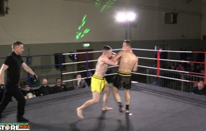 Alan Mc Cormack vs Peter Conroy - Thai Wars [Video]