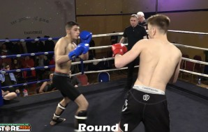 Alexander Yankov vs Keith Kavanagh - Full Power K-1 Fight Night 3 [Video]