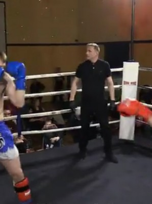 Andrei Moraru vs Paul Healy - Full Power K-1 Fight Night 3 [Video]