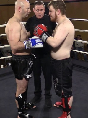 Andrew Brennan vs Red Cleary - Full Power K-1 Fight Night 3 [Video]
