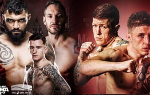 Bellator 173 and BAMMA 28 co-promotion set for Belfast's SSE Arena