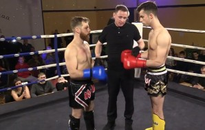 Ben McGroarty vs Paul Alexander - Full Power K-1 Fight Night 3 [Video]