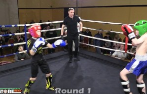 Brandon Walsh vs Setanta Quigley - Full Power K-1 Fight Night 3 [Video]