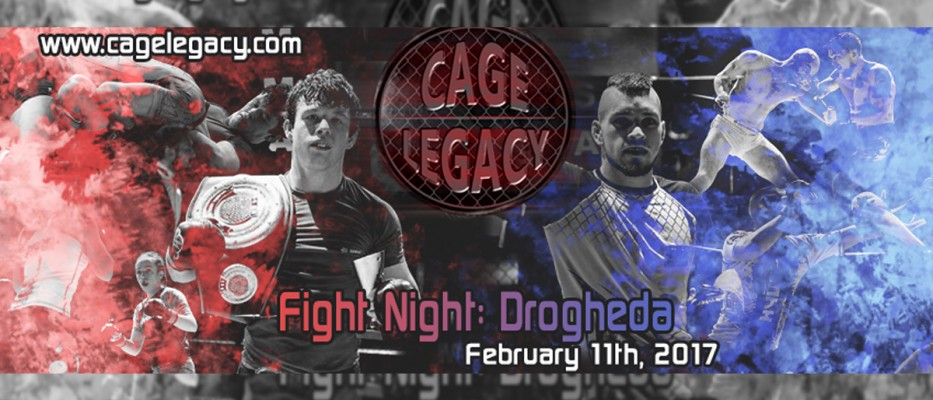Cage Legacy Fight Night: Clarke defends lightweight title and two new champs are crowned
