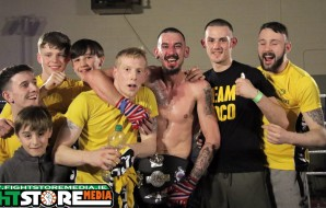 Interview Lee Coakley – Dressing room scene after title win