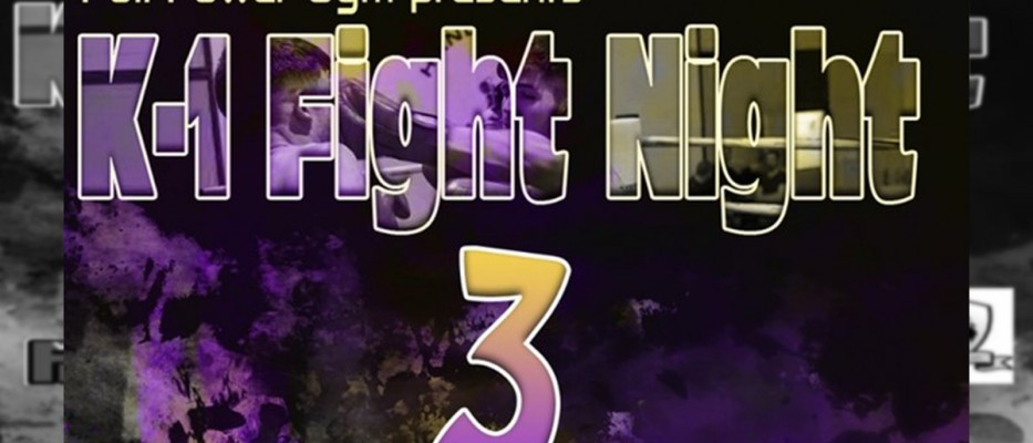 Paddy Wilkinson's boxing prowess earns him 75kg title at Full Power K-1 Fight Night 3 [Results & Videos]