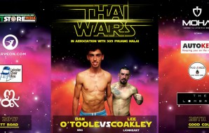 Dano O'Toole: Title defence with Lee Coakley last fight before turning to MMA