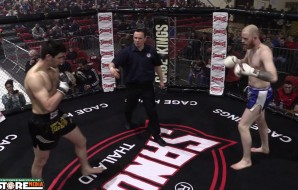 Alan O'Mahony v Steve Crowley - Cage Kings [Video]