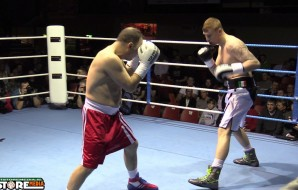 Chris Blaney v Adrian Parlogea - Unfinished Business [Video]