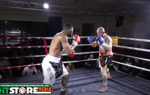 Chris Scuvie vs Wayne Morley - Bad Blood [Video]