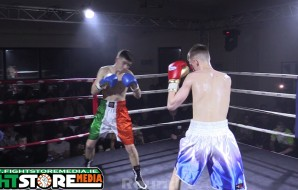 Eric Watts vs Karl O'Connor - Bad Blood [Video]