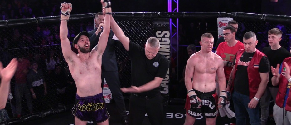 Fightstore Media's Top 5 Fights of the Night – Cage Kings Cork