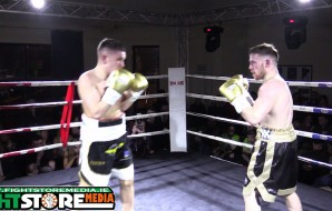 Karl Kelly vs Ste Mcaffe - Bad Blood [Video]