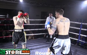 Martin Wall vs Mark Sullivan - Bad Blood [Video]
