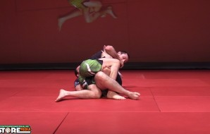 Richie Crosdale v Ian Coughlan - SUBOVER80 (Bout 2) [Video]