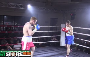 Szymon Holona vs Martin Quinn - Bad Blood [Video]