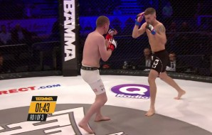 BAMMA 28 - Andrew Murphy vs Stephen Kilfin [Video]