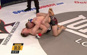 BAMMA 28 - Daniel Rutkowski vs Niall Smith [Video]