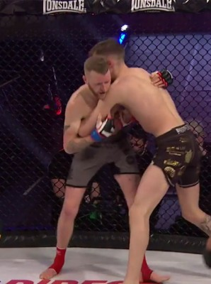 BAMMA 28 - Rhys McKee vs Tim Barnett [Video]