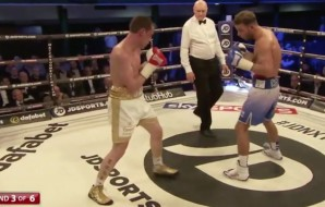 Jay Byrne vs Felix Cash - York Hall [Video]
