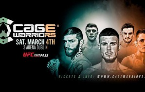 Karl Moore crowned light-heavyweight champion at Cage Warriors 81 in emphatic fashion