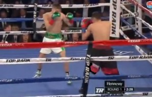 Michael Conlan vs Tim Ibarra [Video]