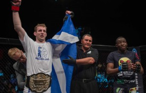 Danny Henry Willing to Fight His Own Mother in UFC Debut