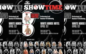 Mayhem Promotions Presents: It's Showtime 5 - Results
