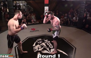 Watch: Paulius Zabinska vs Tony McNabb - Akuma Fighting Championship X