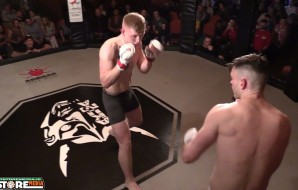 Watch: Peter Burke vs John Sadlier - Akuma Fighting Championship X