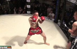 Watch: Peter Conroy vs Eugene Tinjala - Cage Legacy Kickboxing 1