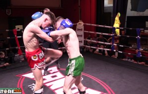 Watch: Ryan Cremin vs Sean Kervick - Cobra Muay Thai Event 5