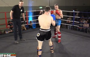 Watch: Victor Soronkins vs Luke O'Duinnshlebhe - Extreme Fight Night