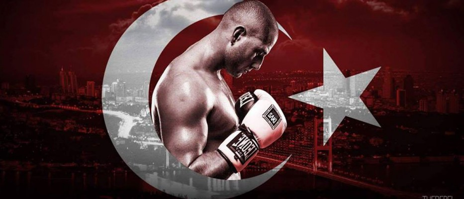 Gökhan Saki leaves GLORY and signs with UFC!