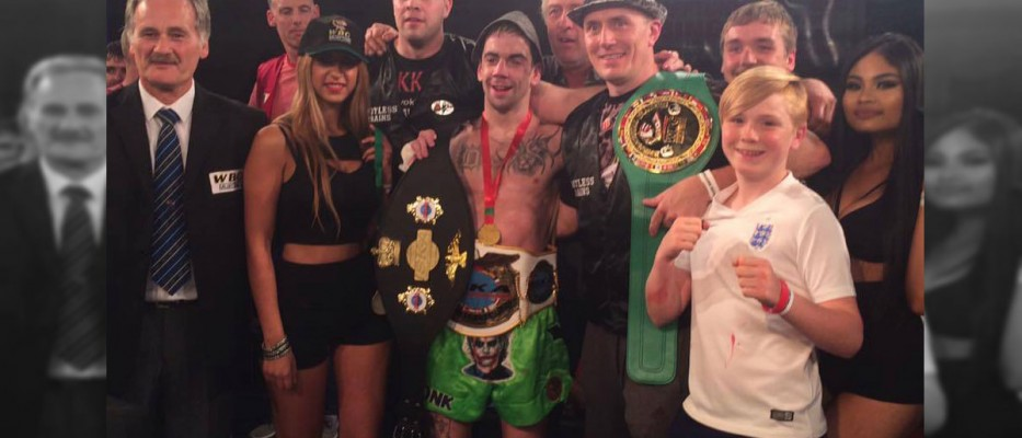 """Irish Muay Thai community pays tribute to 'fearless' and 'relentless' James E. """"Donkey"""" O'Connell"""