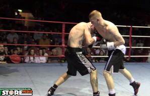 Watch: Chris 'Ginger Ninja' Blaney v Darryl Sharp - Red Corner Promotions: For Honour and Pride