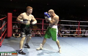Watch: Stevie Collins Jr. v Paddy McDonagh - Red Corner Promotions: For Honour and Pride