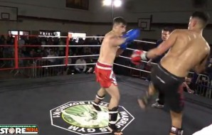 Watch: Tristian Barnett v David Fustos - The Takeover 9